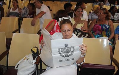 На Кубе началось общественное обсуждение проекта новой конституции