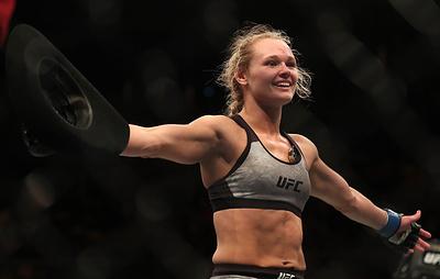 Боец UFC Ли подверглась домашнему насилию со стороны мужа - портал