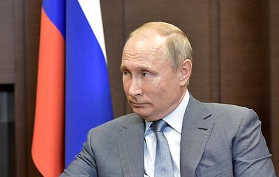 Путин: работа Всероссийского общества инвалидов заслуживает самого глубокого признания
