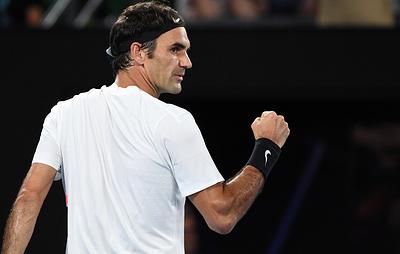 Швейцарец Федерер стал последним полуфиналистом турнира ATP в Цинциннати