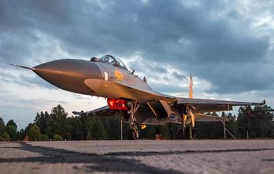 """Китайские боевые самолеты прибыли на Урал на учения """"Мирная миссия"""""""
