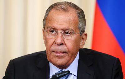 Лавров заявил, что США ввели санкции против РФ для сдерживания Москвы