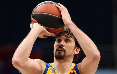 Баскетболист Швед заявил, что в будущем готов вернуться в НБА