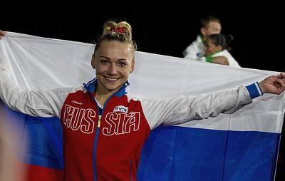 Гимнастка Пасека залечила травму, первым стартом для нее будет этап Кубка мира в Мельбурне