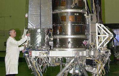 """Завершены комплексные электрические испытания космического аппарата """"Спектр-РГ"""""""