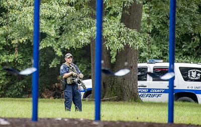 NBC: застрелили женщину, устроившую стрельбу в Мэриленде