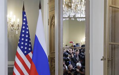 История введения санкций США в отношении России