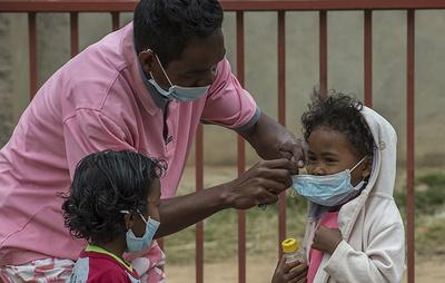 Роспотребнадзор предупредил о риске заражения чумой на Мадагаскаре