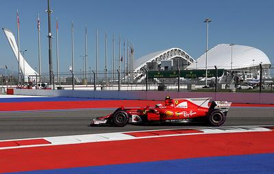 """Этап """"Формулы-1"""" в Сочи соберет аншлаг, в продаже осталось менее 5 тыс. билетов"""