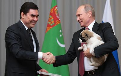 Какие подарки дарили Владимиру Путину на день рождения