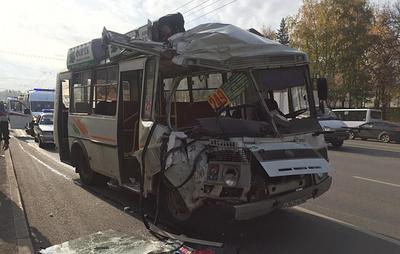 Число пострадавших в ДТП с автобусами в Уфе возросло до 15 человек