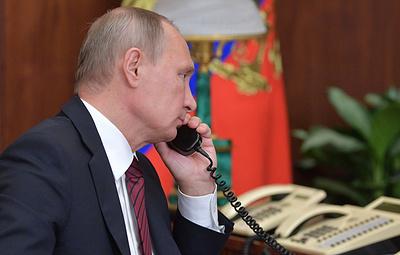 Путин и Евкуров по телефону обсудили ситуацию в Ингушетии