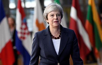 Мэй считает, что сделку по Brexit можно достичь в ближайшие дни или недели