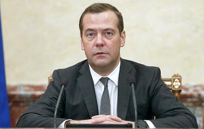 Медведев назвал страшной трагедией взрыв и стрельбу в Керчи
