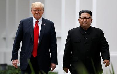 Reuters: новый саммит США и КНДР состоится в начале 2019 года