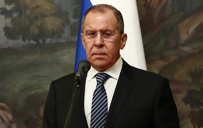Лавров: Запад создает у Киева ощущение безнаказанности