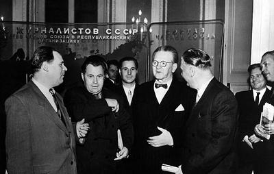 История Союза журналистов России