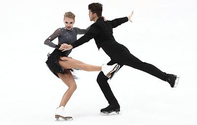Фигуристы Степанова и Букин лидируют на этапе Гран-при в России после ритм-танца