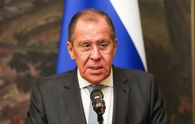 Лавров: Запад настойчиво пытается превратить Балканы в плацдарм против РФ