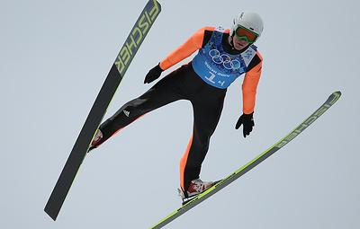 Белоусов надеется, что увидит победу российского прыгуна на лыжах на Олимпиаде