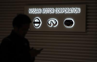 Акции Nissan рухнули на открытии торгов в Токио