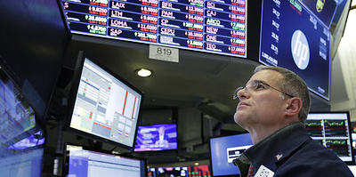 Крутое пике. Фондовый рынок США, нефть и биткойн пережили новое падение