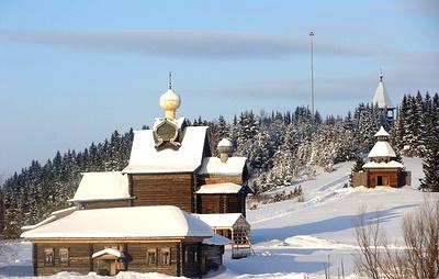Пермский краеведческий музей возобновил поиск памятников деревянного зодчества в Прикамье