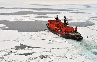 Эксперты заявили о нехватке в российском флоте атомных и дизель-электрических ледоколов