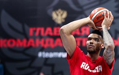 Боломбой рассказал, что его хорошо приняли в сборной России по баскетболу