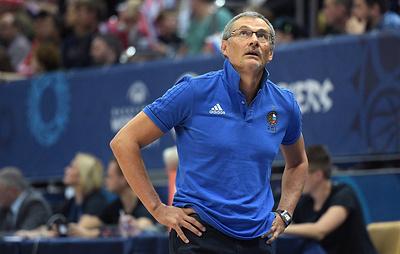Базаревич не ожидал настолько хорошего дебюта Боломбоя в сборной России по баскетболу