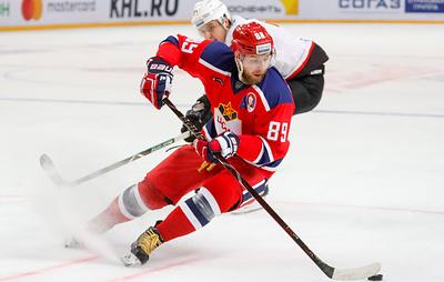 ЦСКА одержал 17-ю победу подряд в КХЛ в матче, посвященном 100-летию Тарасова