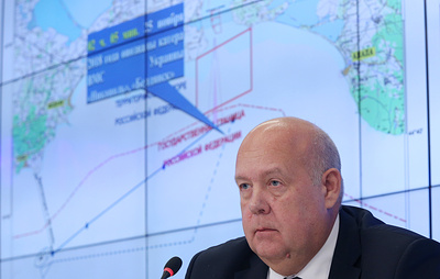 ФСБ: никакой морской блокады украинских портов нет