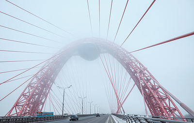ЦОДД просит водителей быть осторожными в связи с туманом в Москве