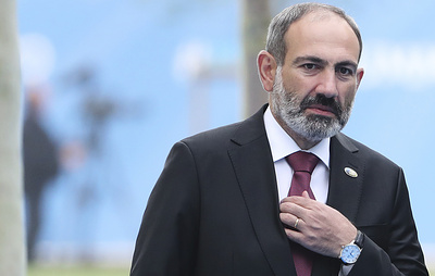 Пашинян заявил, что Армения не стремится в НАТО