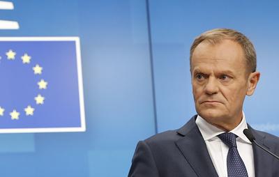 Туск исключил возможность перезапуска переговоров по Brexit