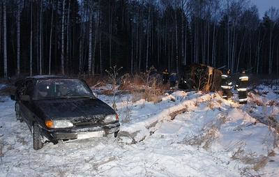 В Свердловской области произошло ДТП с участием маршрутного такси
