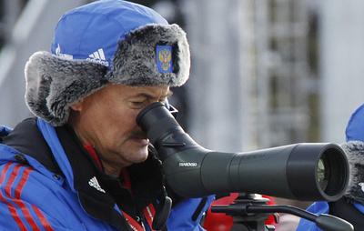Хованцев: подозрения в отношении биатлонистов РФ основаны на переписке экс-руководства IBU