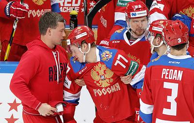 Воробьев считает, что хоккеист Капризов не получил серьезной травмы в матче с чехами