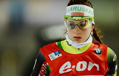 Биатлонистка Ильченко получила разрешение на выступление за сборную России