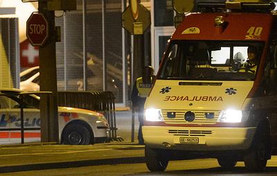 В ДТП с автобусом в Швейцарии пострадали 10 россиян