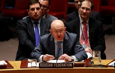 Небензя назвал решение Косова о создании армии грубейшим нарушением резолюции 1244 СБ ООН