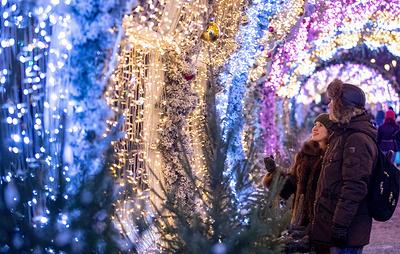 Более 400 развлекательных мероприятий пройдет в Москве в новогодние праздники