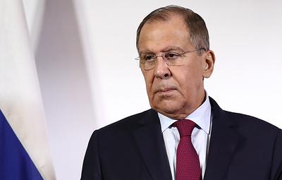 Лавров: Россия ответит на размещение в Европе ракет, запрещенных ДРСМД