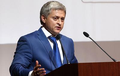 Глава ФНЛ считает, что Дюков придаст новый импульс развитию детско-юношеского футбола