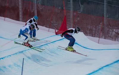 Мария Доброва и Кирилл Сысоев выиграли первенство России по фристайлу среди юниоров