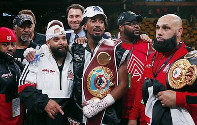 Российский боксер Акавов не сумел завоевать титул чемпиона мира WBO