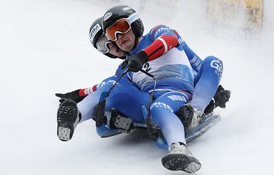Россияне Ковшик и Тарасов завоевали золото на этапе Кубка мира по натурбану в Москве