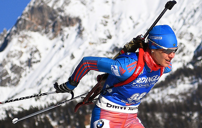 Российские биатлонистки стали пятыми в эстафете на этапе КМ в Рупольдинге