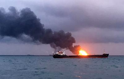 Хронология взрывов и пожаров на танкерах и газовозах с 2018 года