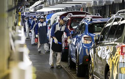 Subaru приостановила работу на своем единственном в Японии заводе